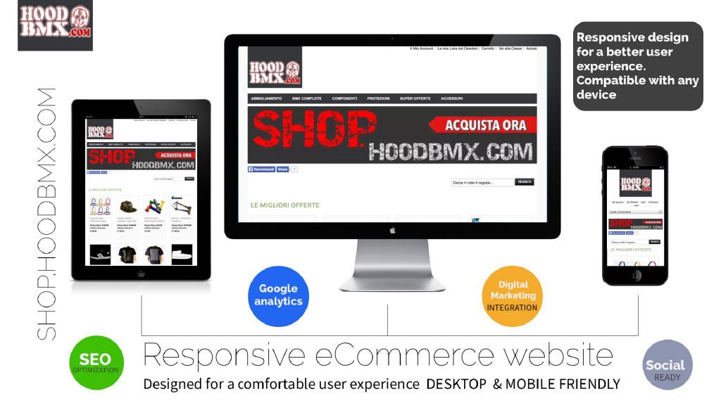 HoodBMX Shop image