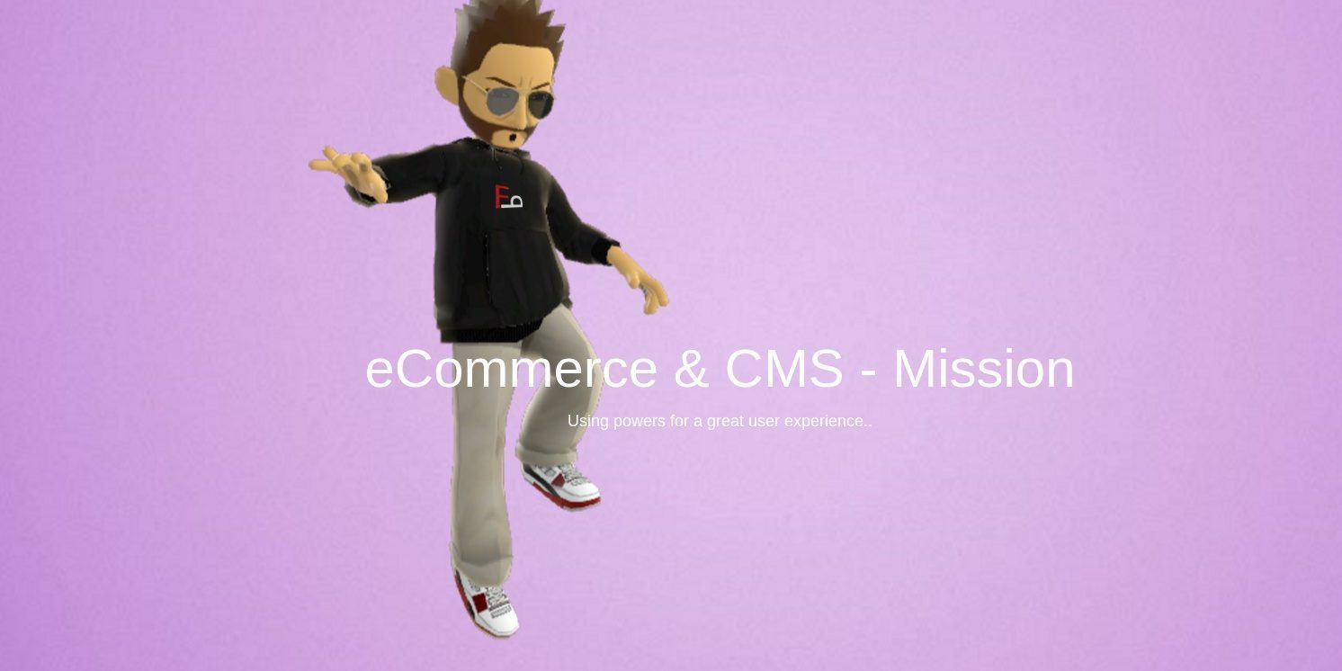 eCommerce CMS development | Fabio Pacifici