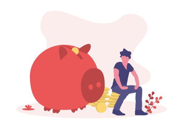 Piggy bank - Open Source Donate image