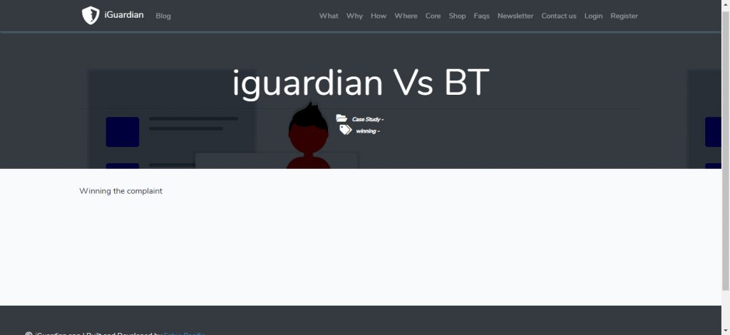 iGuardian Blog post