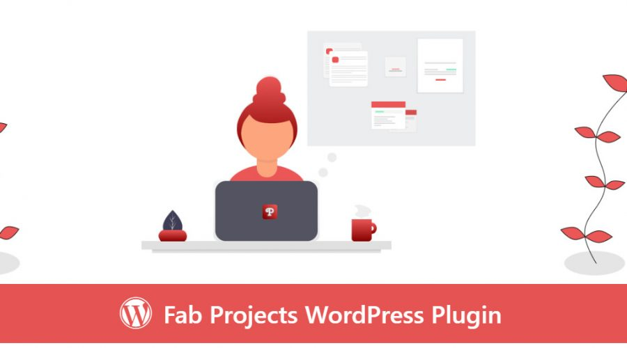 Projects Plugin Website image