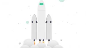 Rocket Image share green hosting