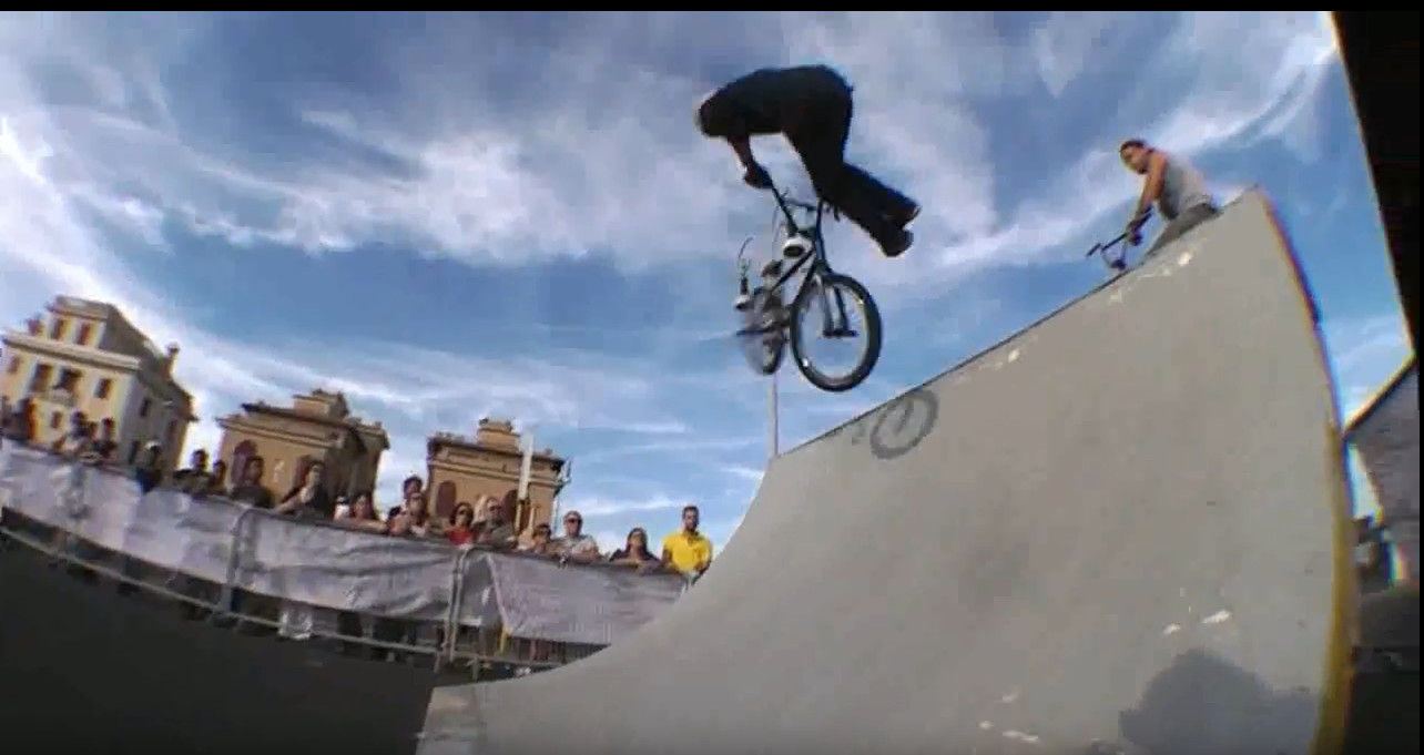Video BMX – The Spot Mania Ostia image