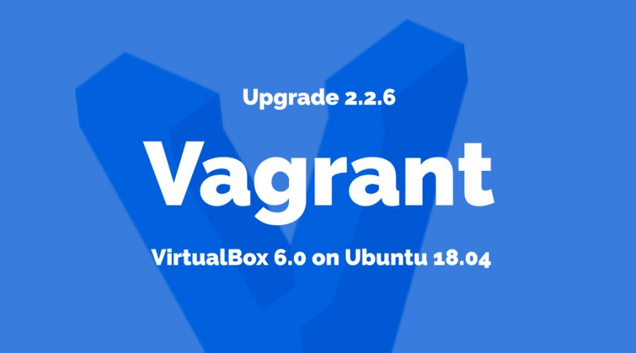 upgrade vagrant