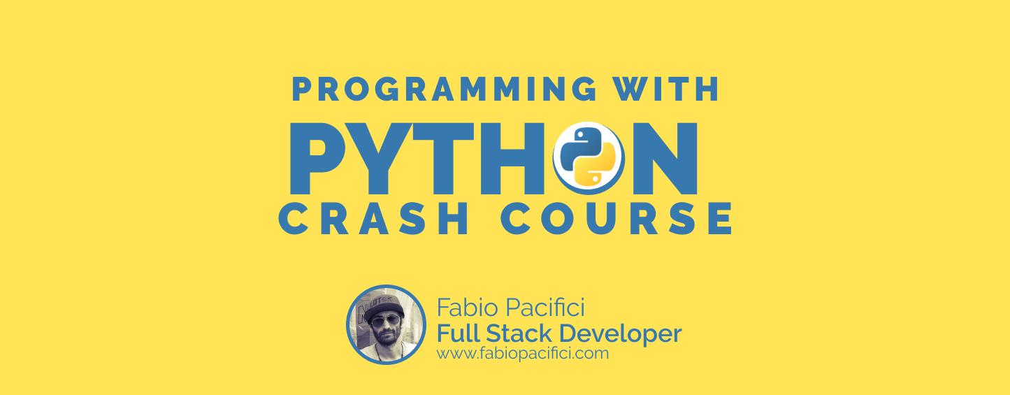 Python Course | a full course on Python 3 – En image