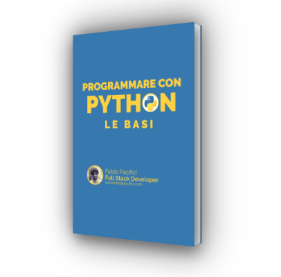 Python 3 - Le basi - Ebook image